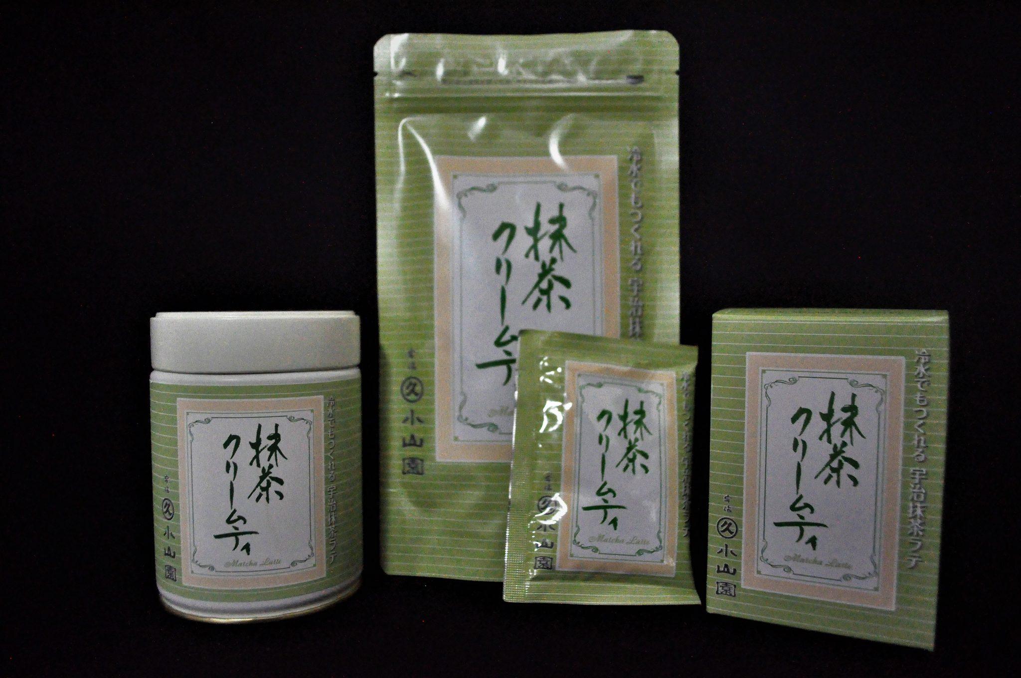 Creamy Matcha Green Tea   CREAM TEA