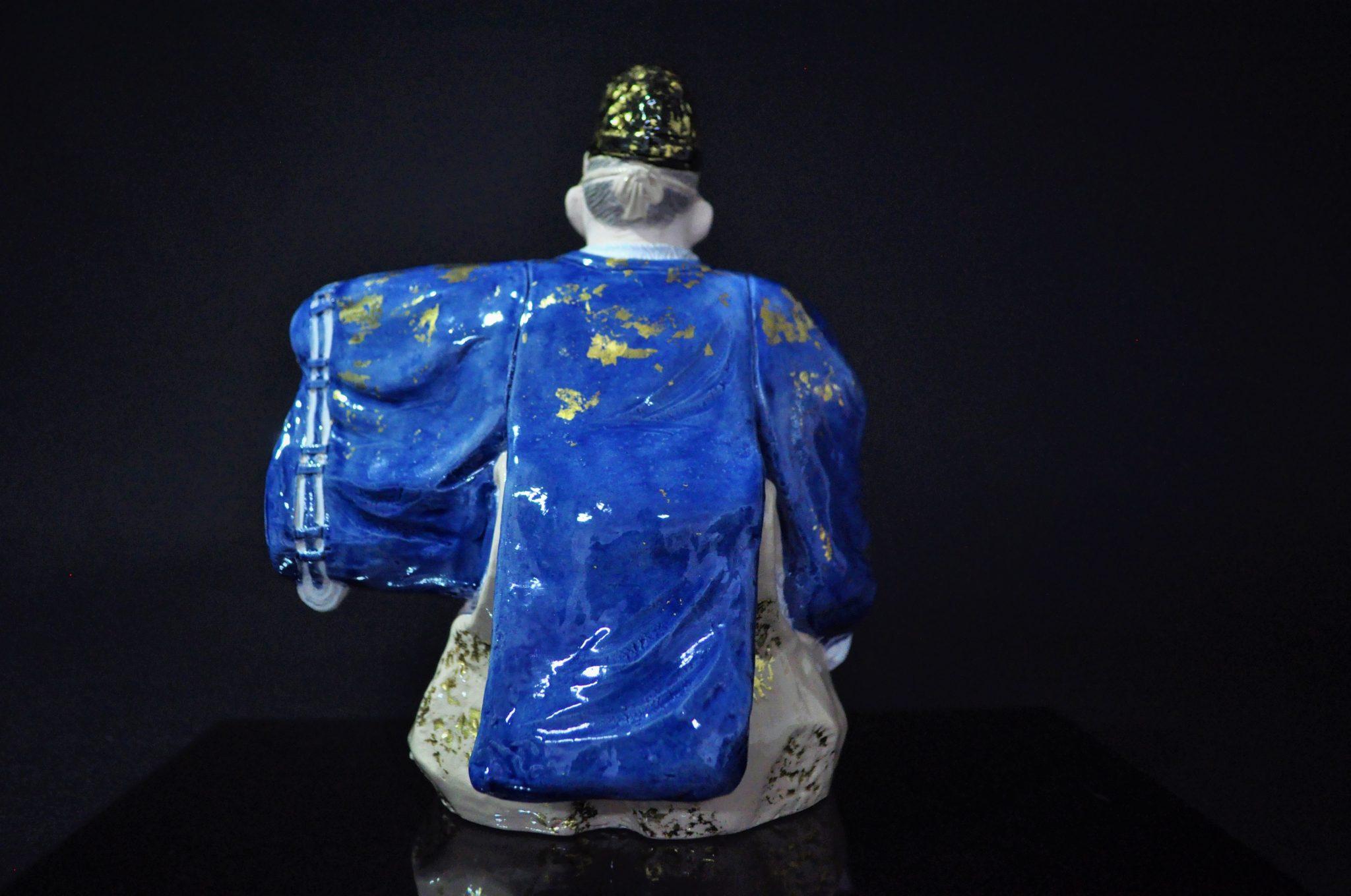 Kyoto Ceramic Ornament | Okina-OKIMONO