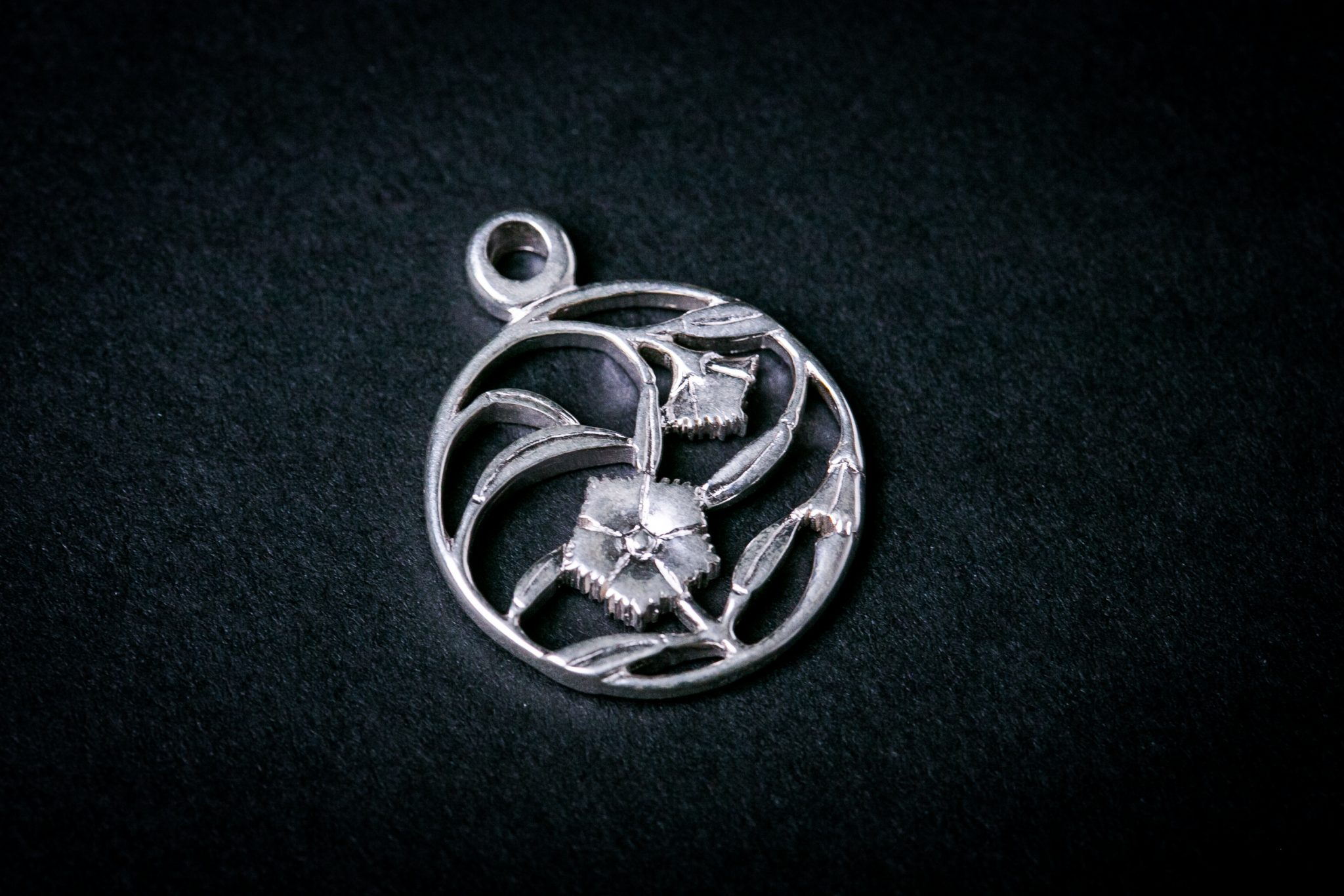 Sterling Silver Forge Necklace | Caryophyllaceae